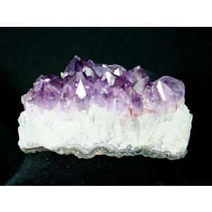 アメシスト(アメジスト)クラスター AM-042 紫水晶群晶|yama