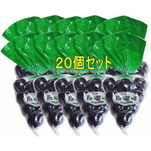 巨峰ひとくちゼリー(1ケース/20個セット)新規格1袋11玉入|yama