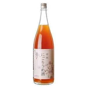 にごり梅酒1800ml(一升瓶) yama