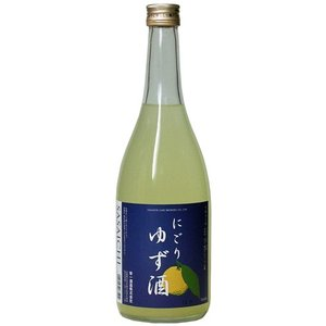 にごりゆず酒720ml yama