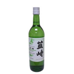 韮崎ワイン「甲州」 yama