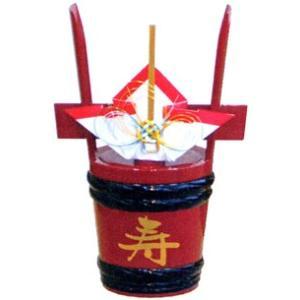 「寿」の角樽 山梨の銘酒・本醸造酒【直送品S】 yama