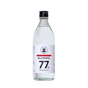 笹一アルコール77 500ml