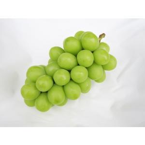 山梨産「シャインマスカット」ぶどう2kg箱(3房前後)※種なし|yama