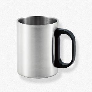 名入れOK♪ ステンレス製二重マグカップ 『ビックマグ』|yamabushi