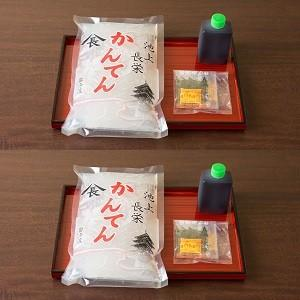 ところてん袋セット【6人前】|yamachouasanoya