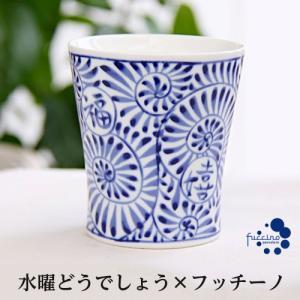 """マグカップに使用されている素材は軽くて、丈夫で保温性が優れている新素材""""フッチーノ""""です。そのフッチ..."""