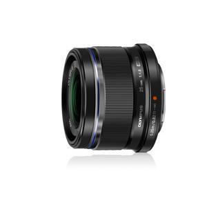 オリンパス 25mm F1.8 BLK 高画質標準レンズ M.ZUIKO DIGITAL ブラック