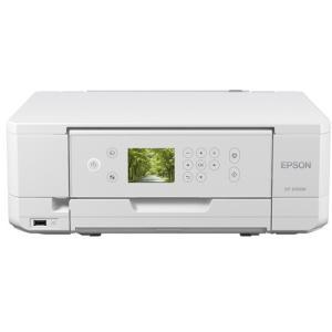 エプソン EP-810AW A4カラー対応 インクジェットプリンター 「Colorio(カラリオ)」 ホワイト yamada-denki