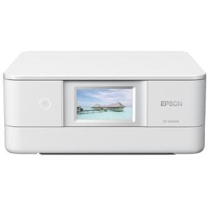 エプソン EP-880AW A4カラー対応 インクジェットプリンター 「Colorio(カラリオ)」 ホワイト|yamada-denki