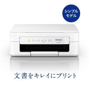 プリンター エプソン 本体 インク EW-052A インクジェットプリンター カラリオ ホワイト プリンター