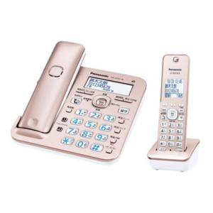 パナソニック VE-GZ51DL-N デジタルコードレス電話機(子機1台付き) ピンクゴールド&lt...