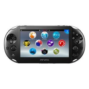 PlayStation Vita Wi-Fiモデル ブラック (PCH-2000シリーズ) PCH-2000ZA11  yamada-denki