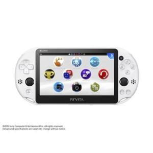 PlayStation Vita Wi-Fiモデル グレイシャー・ホワイト yamada-denki