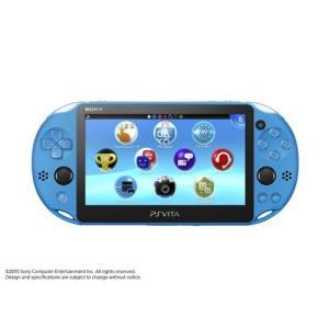PlayStation Vita Wi-Fiモデル アクア・ブルー yamada-denki