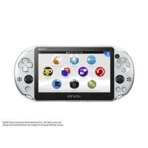 PlayStation Vita(PCH-2000シリーズ) Wi-Fiモデル シルバー yamada-denki