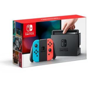 任天堂 Nintendo Switch Joy-Con(L) ネオンブルー/(R) ネオンレッド H...