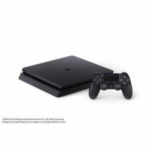 PlayStation4 ジェット・ブラック 500GB CUH-2100AB01|yamada-denki