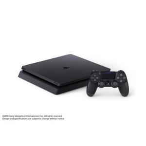 PlayStation4 ジェット・ブラック 500GB CUH-2200AB01|yamada-denki
