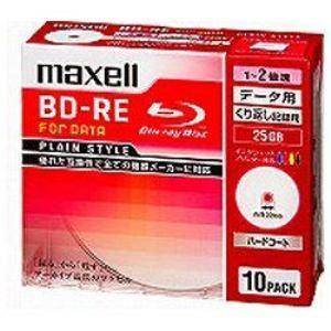 日立マクセル BLU-RAY  DISC  BE25PPLWPA.10S|yamada-denki