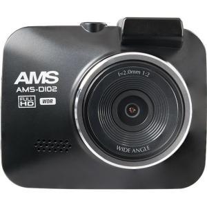 AMS(アムス) AMS-D102 ドライブレコーダー 2.4インチ 200万画素|yamada-denki