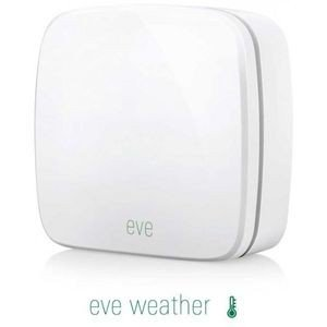 ELGATO(エルガト) 1EW105001000 Eve Weather-Wireless Outdoor Sensor-HomeKit yamada-denki