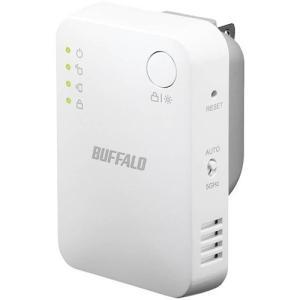 バッファロー WEX-1166DHPS 無線LAN中継機<br>126