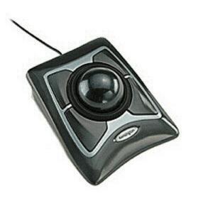 ケンジントン 64325 Expert Mouse OpticalBlackの商品画像|ナビ