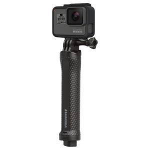 ハクバ H-GGP3WBK GoPro 3wayグリップ ブラック|yamada-denki