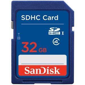 サンディスク SDHCカード 32GB SDSDB-032G-J35U SDSDB-032G-J35U|yamada-denki