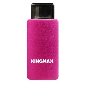 KINGMAX KM08GPJ01S MICROSDHCカード 8GB ピンク|yamada-denki