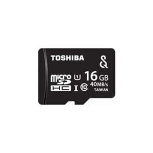 東芝 MSV-RW16GA SeeQVault対応 microSDHCメモリカード 16GB CLASS10 UHS-I|yamada-denki