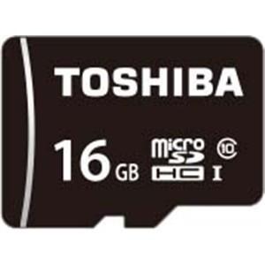 東芝 MSDAR40N16G MSDAR40Nシリーズ microSDHCメモリカード 16GB|yamada-denki