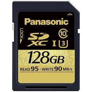 パナソニック RP-SDUC128JK 128GB Class3(Class10)対応SDXC UHS−Iメモリーカード|yamada-denki