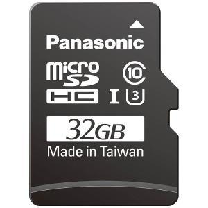 パナソニック RP-SMGB32GJK 32GB Class3(Class10)対応microSDHC UHS−Iカード|yamada-denki