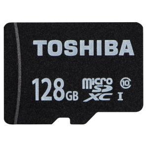 東芝 MSDAR40N128G MSDAR40Nシリーズ microSDXCメモリカード 128GB|yamada-denki