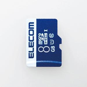 エレコム MF-MS008GU11R データ復旧microSDHCカード(UHS-I U1) 8GB|yamada-denki
