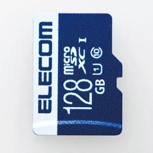 エレコム MF-MS128GU11R データ復旧microSDXCカード(UHS-I U1) 128GB|yamada-denki