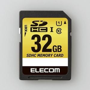 エレコム MF-CASD032GU11A ドラレコ/カーナビ向け 車載用SDHCメモリカード 32GB|yamada-denki