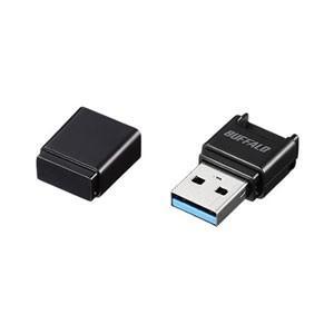 バッファロー BSCRM100U3BK USB3.0 Type-A対応 microSD専用カードリーダー/ ライター(ブラック)|yamada-denki
