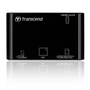 トランセンド・ジャパン All in1 Multi Card Reader TS-RDP8K TS-RDP8K|yamada-denki