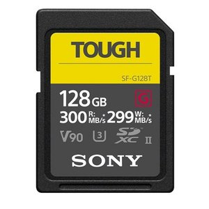 SONY SF-G128T 128GB SDXC UHS-II メモリーカード Class10|yamada-denki