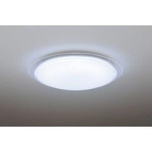 パナソニック HH-CD0870A LEDシーリングライト 寝室向けタイプ 間接光搭載モデル [8畳 /リモコン付き]|yamada-denki