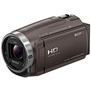 ソニー HDR-CX680-TI デジタルHDビデオカメラレコーダー ブロンズブラウン<br&...