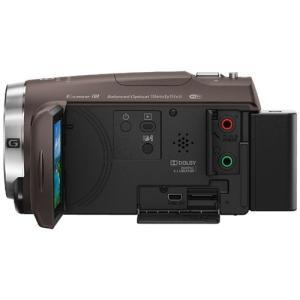 ソニー HDR-CX680-TI デジタルHD...の詳細画像3