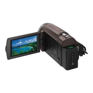 ソニー HDR-CX680-TI デジタルHD...の詳細画像4
