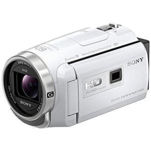 ソニー HDR-PJ680-W デジタルHDビデオカメラレコーダー ホワイト|yamada-denki