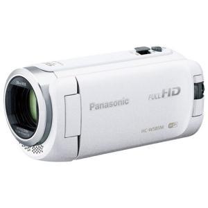 パナソニック HC-W585M-W デジタルハイビジョンビデオカメラ ホワイト|yamada-denki