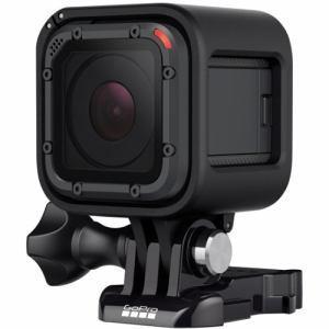 GoPro(ゴープロ) CHDHS-502-AP マイクロSD対応 4Kムービー ウェアラブルカメラ HERO5 Session|yamada-denki