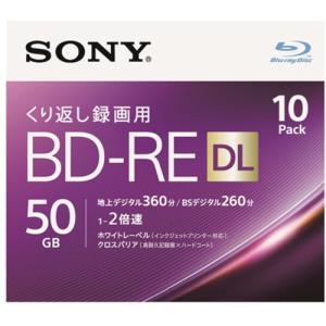 ソニー 10BNE2VJPS2 ビデオ用ブルーレイディスク 10枚パック yamada-denki